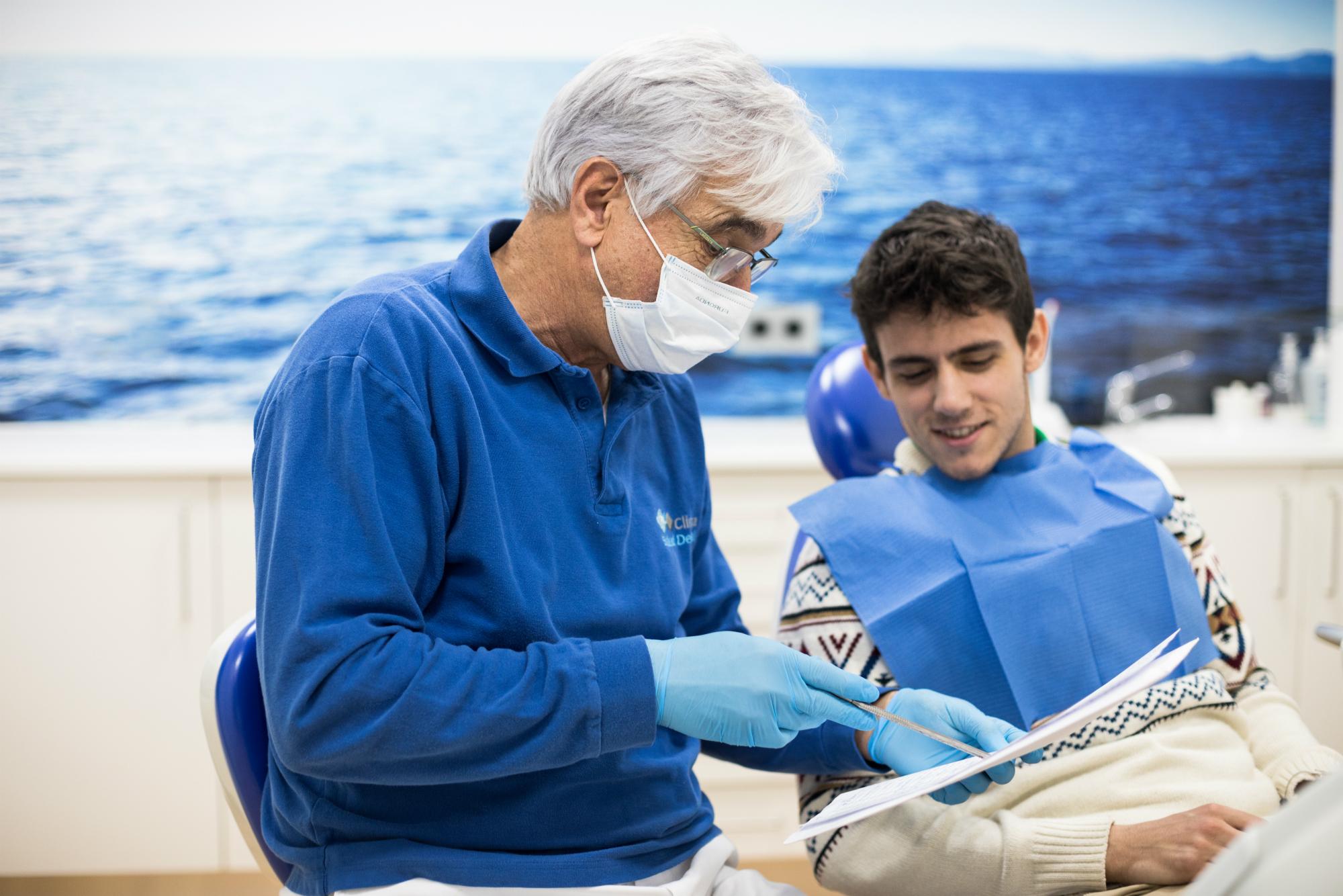 Dentista en San Sebastian de los Reyes